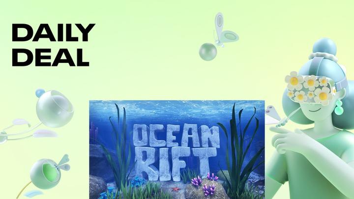 Oculus Daily Deal: Ocean Rift £5.99 at Oculus