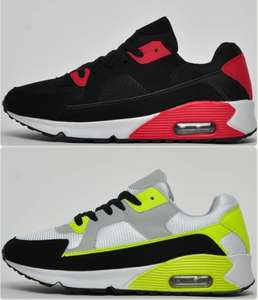 Men's Airfoot Sport Legacy Trainers Now £12.74 with code Free delivery @ Express Trainers