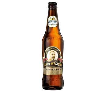 Henry Weston cider £1.49 at Lidl in Norwich