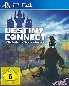 Destiny Connect Tick-Tock Travelers [Playstation 4] £4.46 (+£2.99 Non Prime) / UK Mainland Sold by Amazon EU @ Amazon
