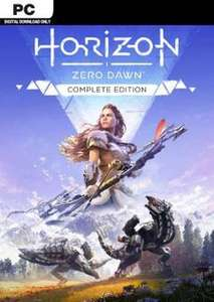 [Steam] Horizon Zero Dawn Complete Edition (PC) - £14.99 @ CDKeys