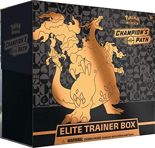 Pokemon TCG Champion's Path ETB - £52.50 @ Amazon