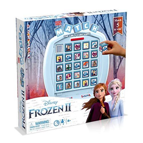 Disney Frozen II Top Trumps Match The Crazy Cube Game - £6.28 Prime / £10.77 Non Prime at Amazon