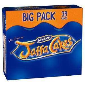 Jaffa Cakes 39 Pack - £1.50 @ Asda