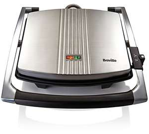 Breville Sandwich/Panini Press and Toastie Maker £44.99 @ Dispatched from and sold by Amazon