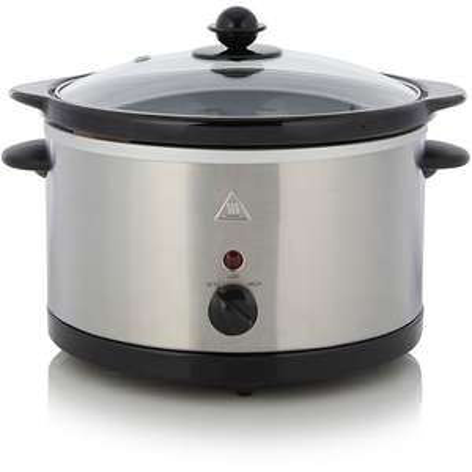 Asda George 3 litre slow cooker £8.45 instore @ Asda Retford