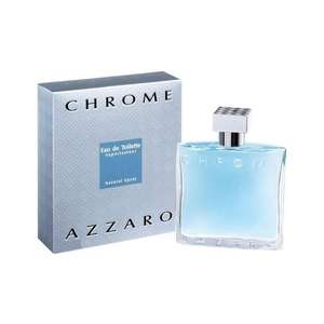 Azzaro Chrome Eau de Toilette 100ml now £22 + Free UK Mainland Delivery using codes @ Beauty Base