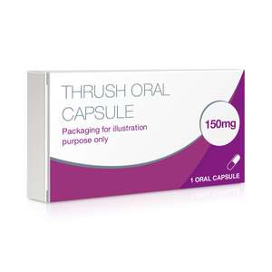 Thrush Treatment Capsule (Fluconazole) - £1 (+£3.99 Delivery) with code at Chemist Direct