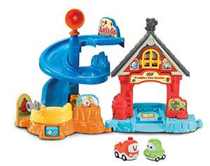 VTech Toot-Toot Drivers Cory Carson's Freddie's Fire Station - £8.97 (+£4.49 Non-Prime) @ Amazon