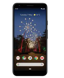 """Brand new Pixel 3a XL, 6"""" AMOLED, 64GB, Unlocked - £199.97 @ Curry's (C&C Only)"""