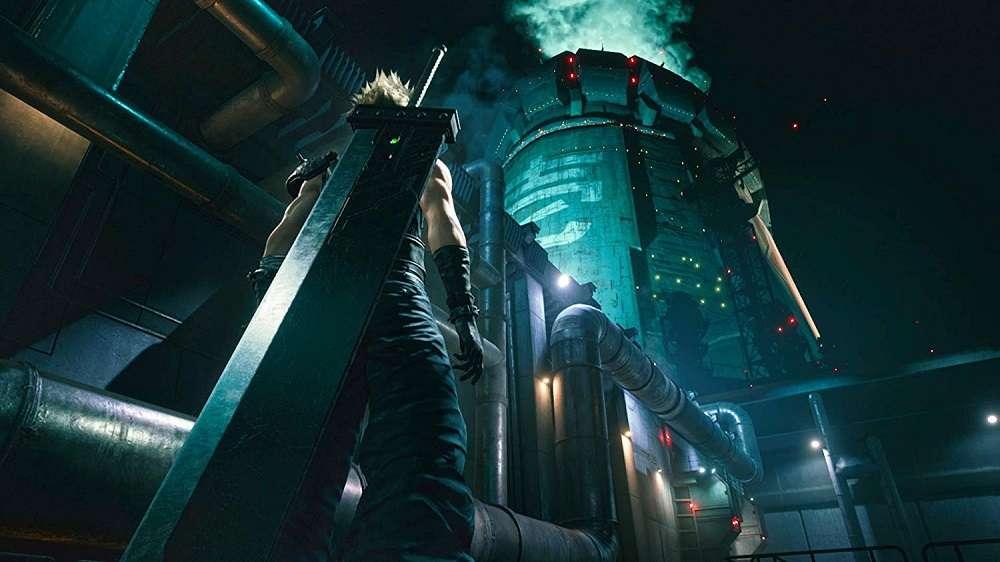 Final Fantasy VII Remake PS4 (Used, Like New) - £11.99 @ Boomerang Video Game Rentals