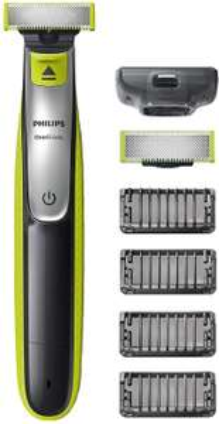 Phillips OneBlade QP2530/30 Hybrid Trimmer +Shaver + 2 Blades + 4 Trim Attachments - £27.13 Delivered (UK Mainland) @ Amazon France