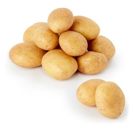 Tesco British All Rounder Potatoes 2.5Kg - 79p (Clubcard price) @ Tesco