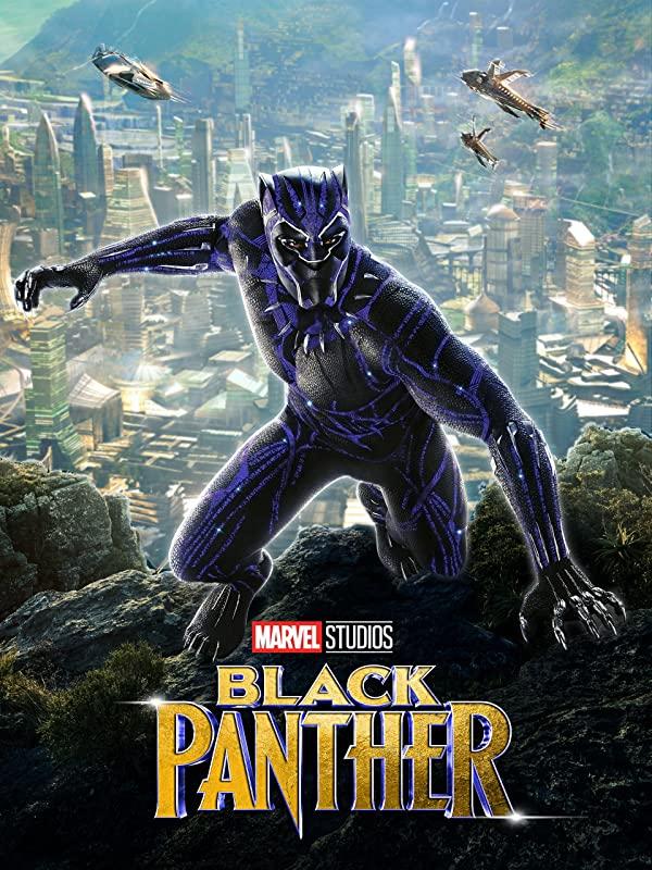 Black Panther (4K UHD) £4.99 at Amazon Prime Video