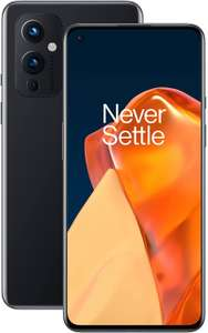 Purchase the OnePlus 9 SIM-Free Smartphone in Astral Black today £629 + Receive £50 Amazon Gift Card @ Amazon Treasure Truck