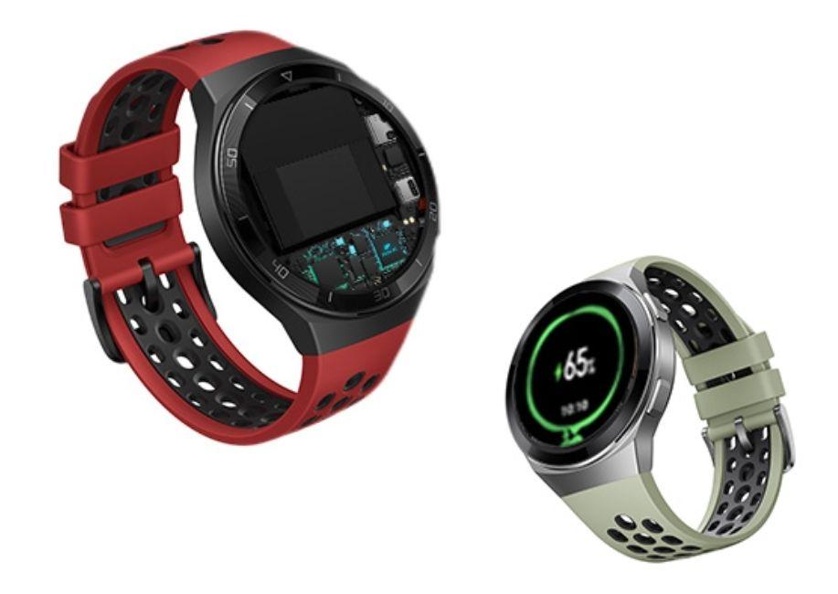 HUAWEI WATCH GT 2e Smartwatch - £82.37 / £79 Using A Fee Free Card (UK Mainland) @ Amazon Italy