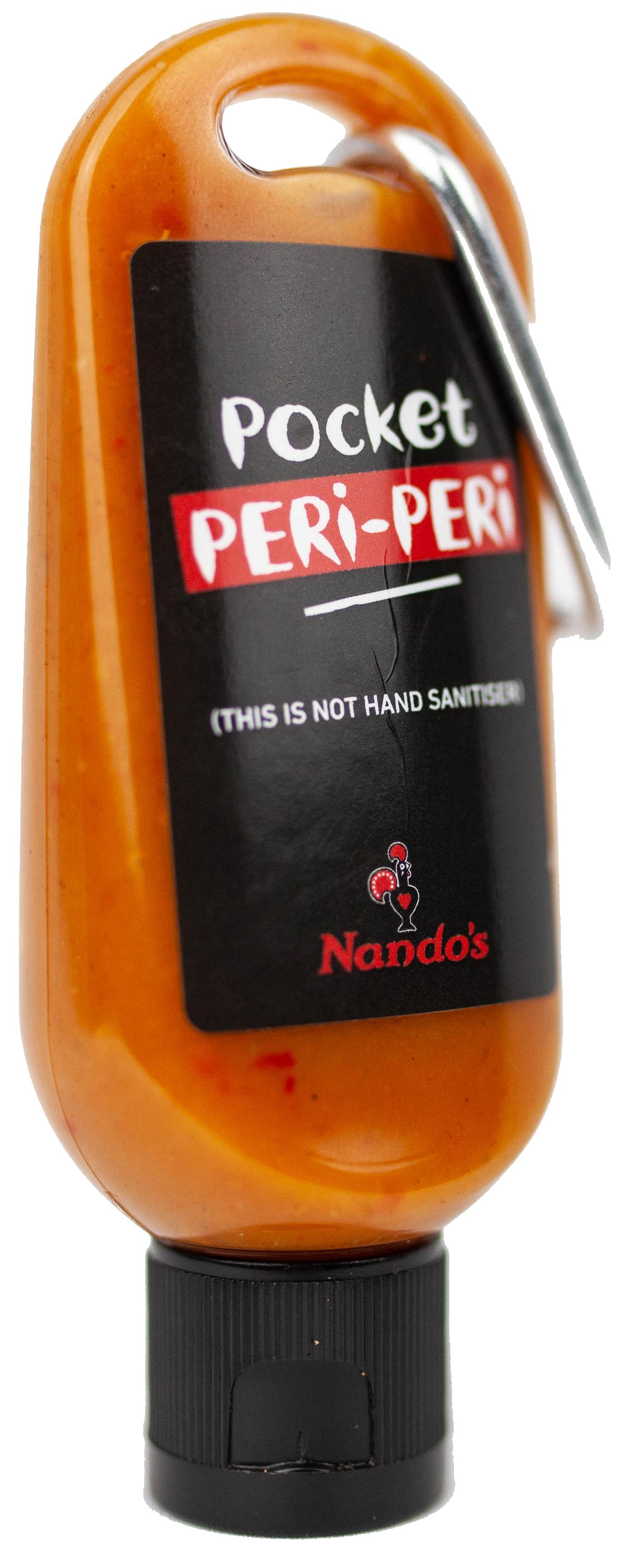 Free Nandos Pocket Peri-Peri for Students @ Nando's Yard