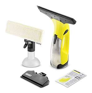 Kärcher Window Vac (WV2 Plus N Yellow edition) £49 sold and delivered by Amazon