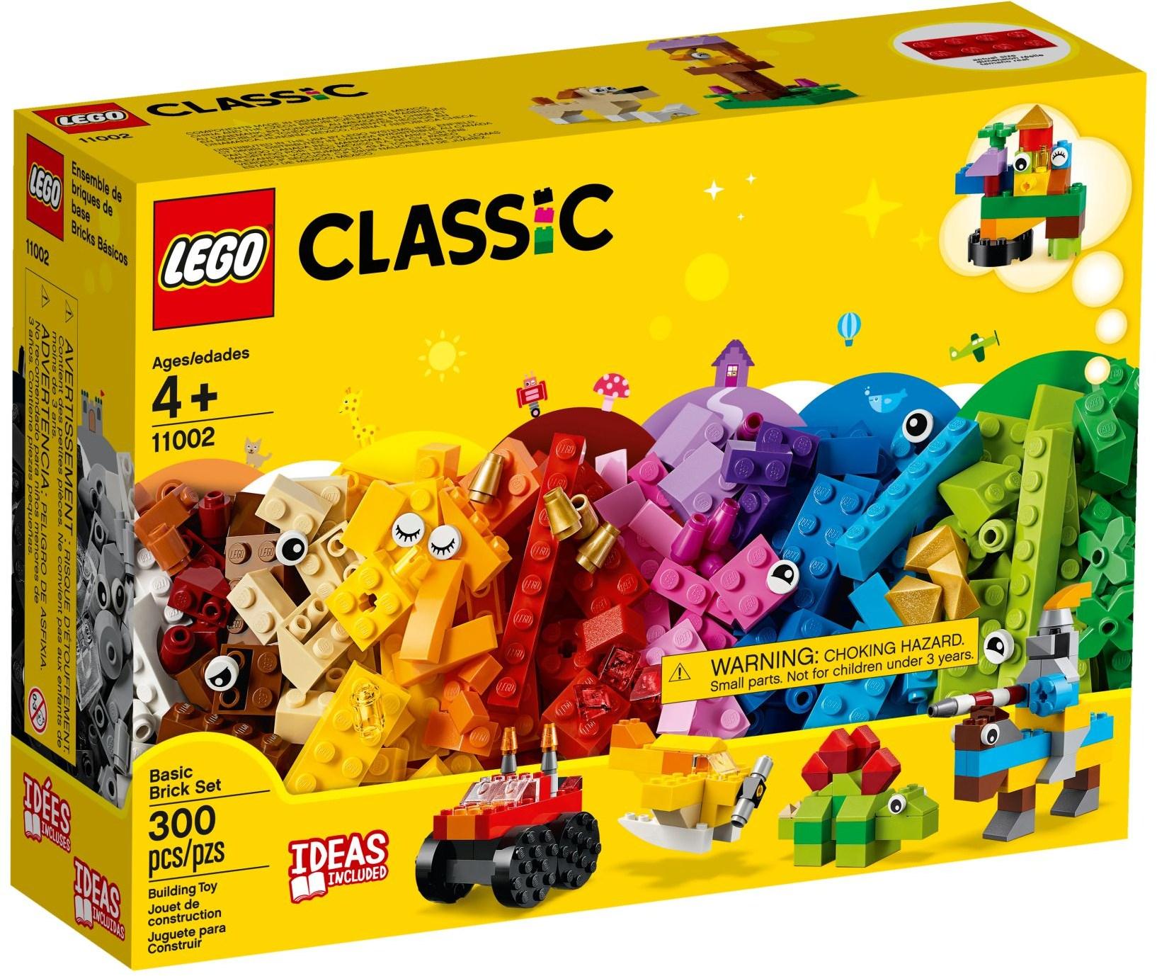 LEGO Classic 11002 Basic Bricks Set - £1.25 @ ASDA (Worcester - confirmed at other stores)