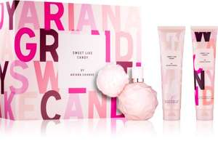 Ariana Grande Sweet Like Candy 100ml EDP Perfume Gift Set £26 @ Notino