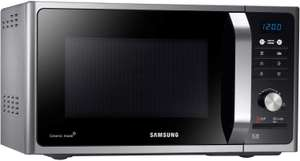 Samsung Silver 23L 800W Solo Microwave (MS23F301TAS) With Healthy Cooking - £69 delivered @ greenboxshop eBay