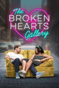 The Broken Hearts Gallery (2020 Rom-Com Film) - £1.90 to rent @ Chili