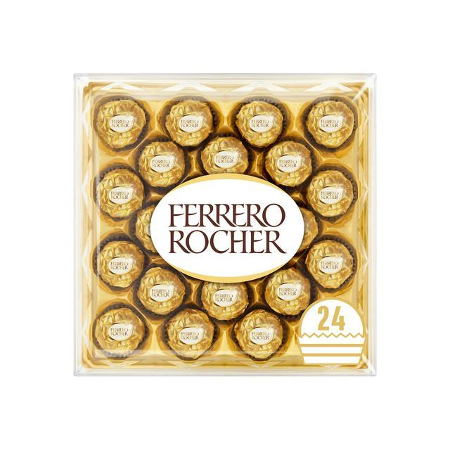 Ferrero Rocher Chocolate x 24 300g - £6 @ Sainsbury's