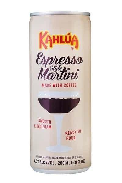 Kahlua Espresso Martini Cans - £1 @ Sainsbury's (Thorne)