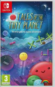 Tales of the Tiny Planet - New/ Physical - Nintendo Switch £8.99 - dvdbayuk_outlet / eBay