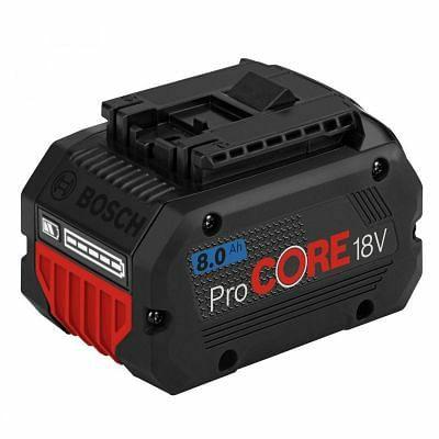 Bosch ProCORE Battery 18v 8.0Ah £99.98 at buildex