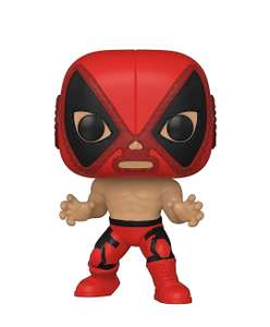 Funko 53874 Marvel Luchadores Deadpool Collectable £5.47 (+£4.49 non-prime) @ Amazon