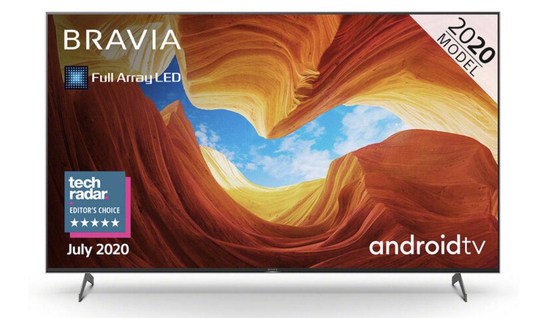 Sony KE65XH9005BU 65 Inch 4K HDR TV £869.89 @ Costco