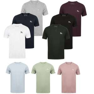 Men's 3 Pack of T-shirts £9.99 with code + £1.99 Delivery (Free on £30 Spend) @ Tokyo Laundry