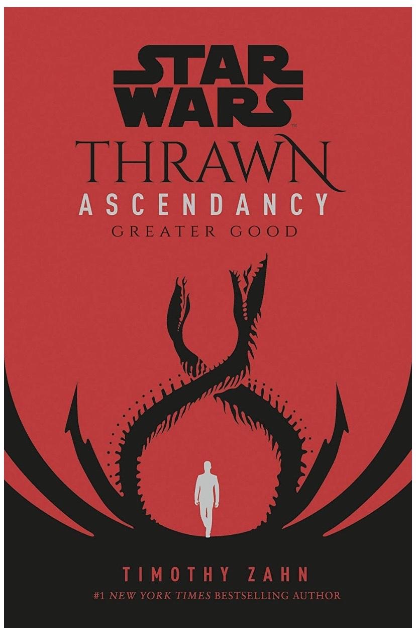 Star Wars: Thrawn Ascendancy: (Book 2: Greater Good) Hardcover Book £14.27 Prime / £17.26 Non Prime Amazon