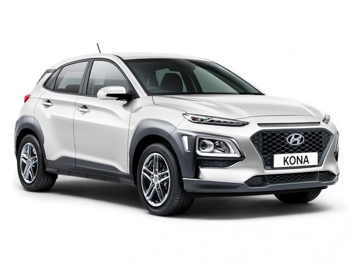 Hyundai Kona Hatchback 1.6 GDi Hybrid SE Connect 5dr 6000 Miles Per Year - £199 a month x 36 Months via Richmond Hyundai / What Car? Leasing