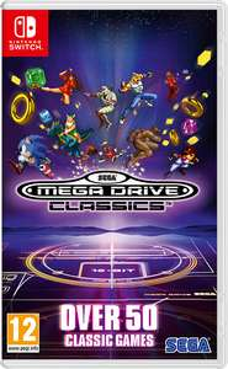(Switch) Sega Mega Drive Classics £14.99 @ Nintendo Store