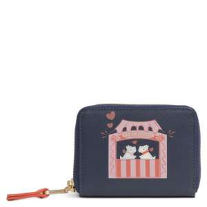 Kissing Booth Small Zip Around Purse - £29 + £3.99 Delivery @ Radley