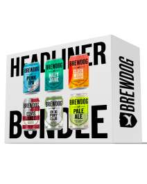 The Headliners (48 x Can (330ml)) £47.45 @ Brewdog