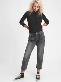 Mid Rise Boyfriend Jeans £22.19 delivered @ Gap