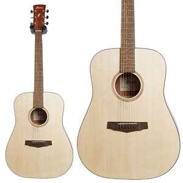 Ibanez PF10-OPN Open Pore Natural Acoustic Guitar - £91.95 Delivered @ GuitarGuitar