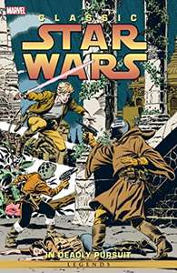 Massive Star Wars Digital Comic Sale - Omnibus from 79p via Comixology