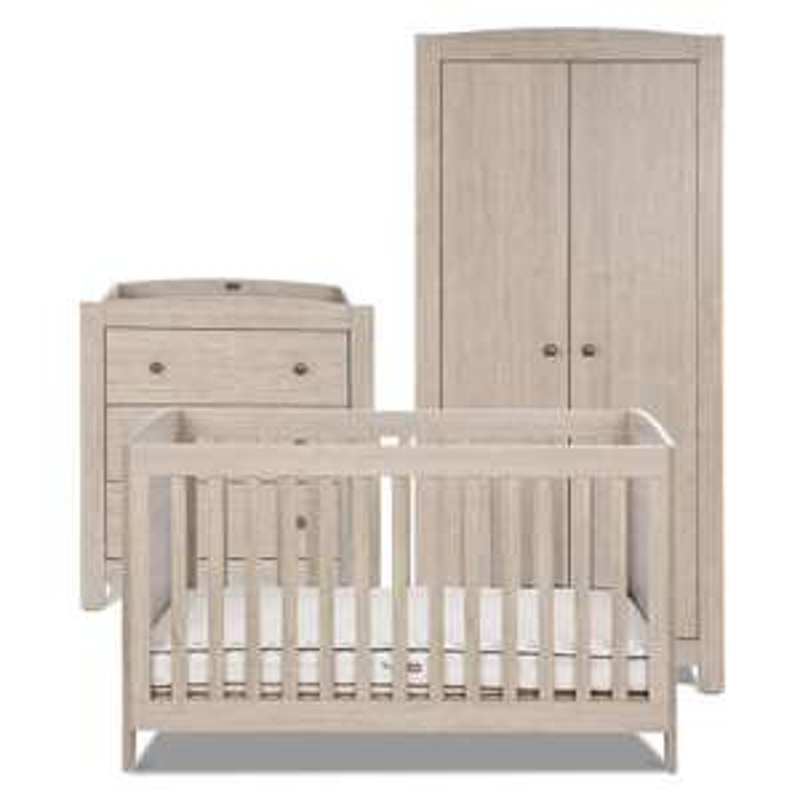 Silver Cross Furniture Set - 3 Piece - New England for £599 @ Kiddies Kingdom