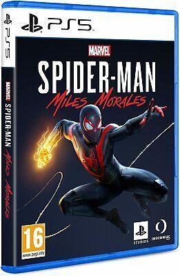[PS5] Marvel's Spider-Man Miles Morales (Ex Rental) - £23.99 delivered @ Boomerangrentals / ebay