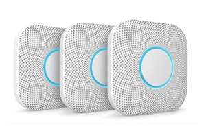 Google Nest Protect - 3 Pack (Battery Version) £249.99 Sold by Aerials, Satellites & Cables Ltd and Fulfilled by Amazon