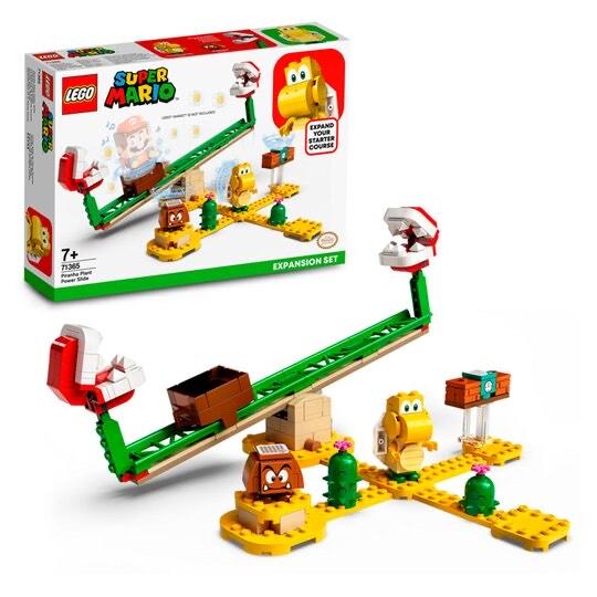 Lego Super Mario Piranha Plant Power Slide £12.50 @ Tesco Gateshead