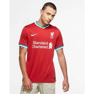Liverpool FC Club shop end of Season sale Home Shirts £30; up to 70% off training gear @ LFC Store