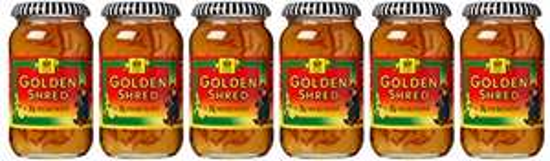Robertsons Golden Shred Fine Cut Orange Jelly Marmalade 454 g (Pack of 6) - £6.19 (+£4.49 Non-Prime) @ Amazon