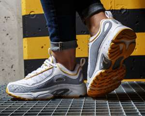 Women's Reebok Classic Daytona DMX II Trainers now £33.74 with code - Free delivery @ Express Trainers