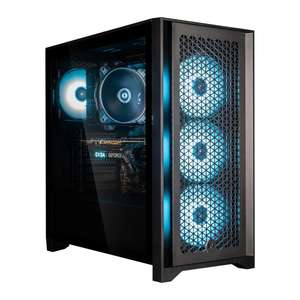 Intel 11600K + RTX3070 + B560 TUF WIFI + 1TB CORSAIR MP 600 + CORSAIR 4000D Airflow Gaming PC - £1599.98 @ Scan