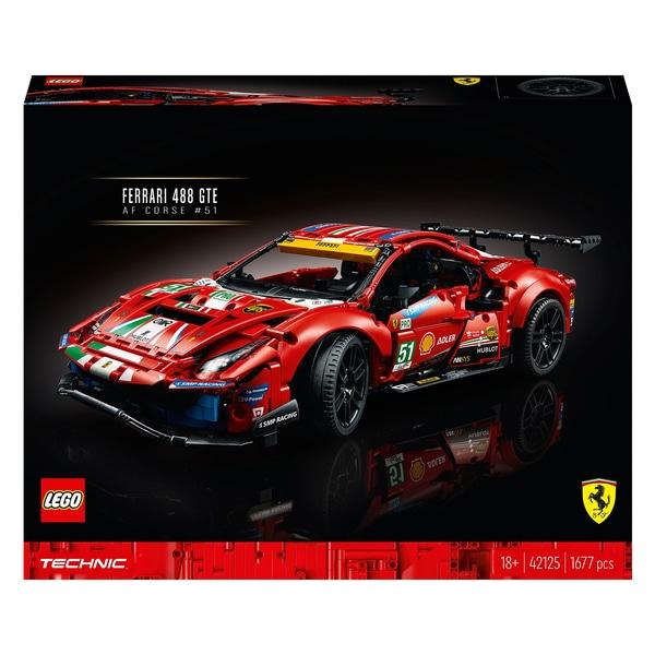 "LEGO 42125 Ferrari 488 GTE ""AF Corse #51"" £127.18 @ Costco Farnborough"